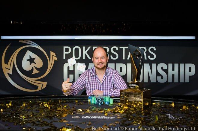 Павел Ширшиков, победитель турнира PokerStars National Championship