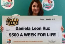 Победитель лотереи Флориды