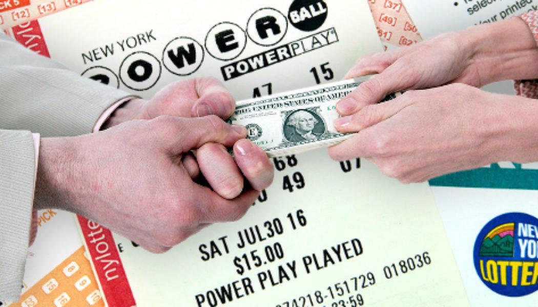 Лотерейные билеты на пособия