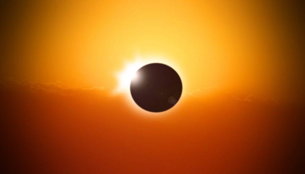 Солнечное затмение как повод для лотереи