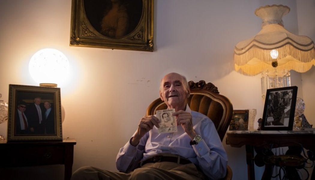 Лу Айзенбрег, победитель лотереи Нью-Йорка