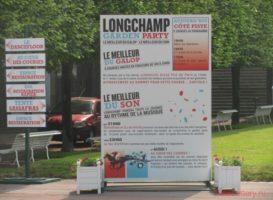 Ипподром Лоншан, Франция