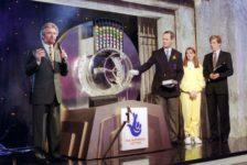 Первый тираж Британской национальной лотереи