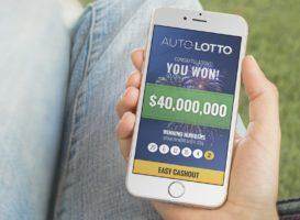 Мобильное приложение AutoLotto для покупки лотереи Powerball