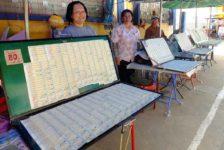 Продавцы лотерей, Таиланд