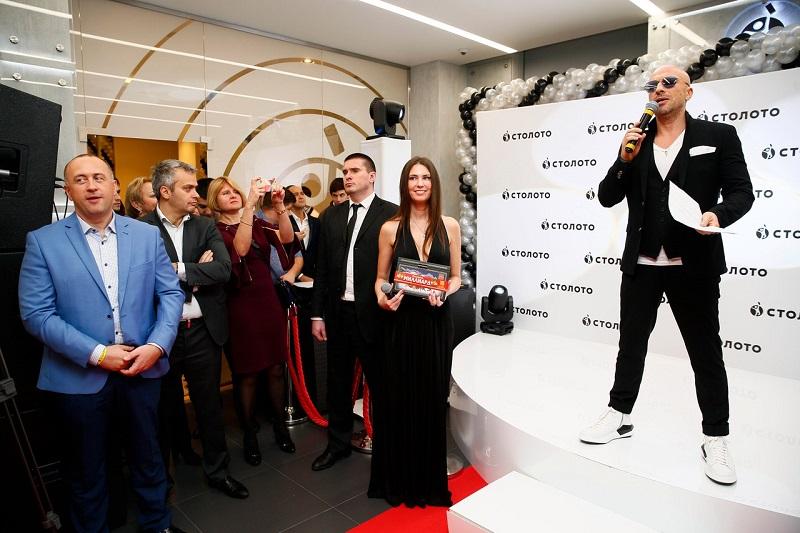 Дмитрий Нагиев ведет церемонию открытия