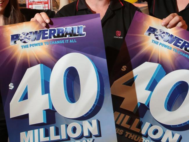 Powerball, 40 миллионов