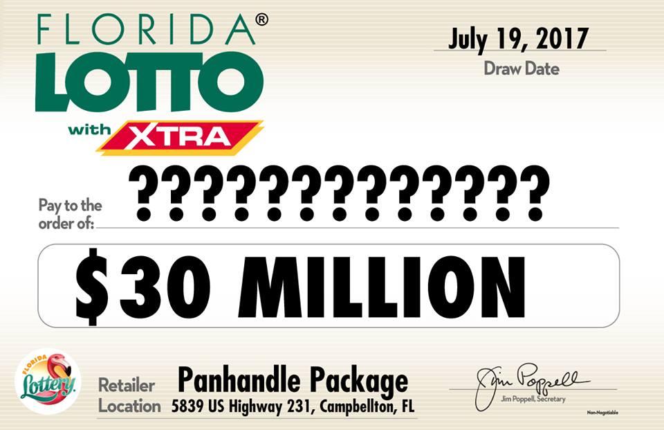 Чек на 30 миллионов, победитель пока неизвестен