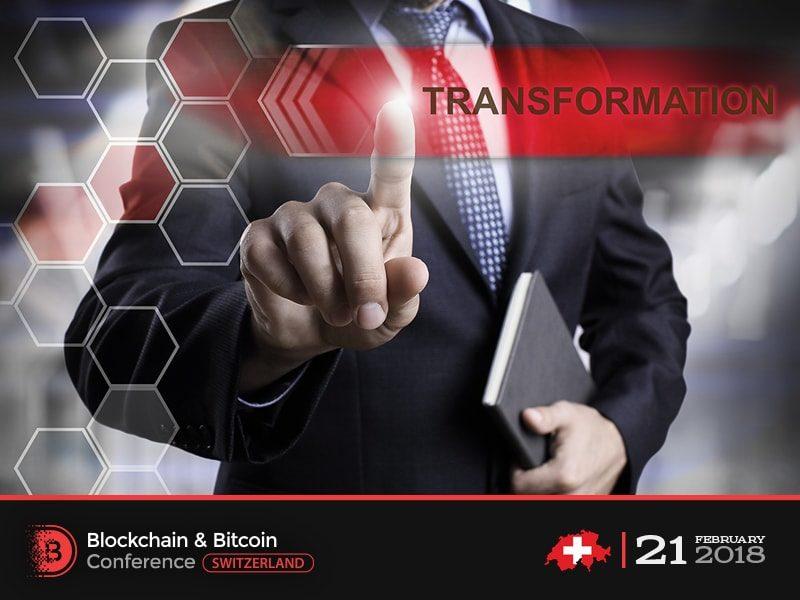 Конференция Blockchain & Bitcoin в Женеве