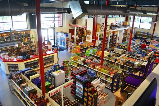 Panhandle Package, алкогольный супермаркет