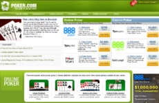 Poker.com выставлен на продажу