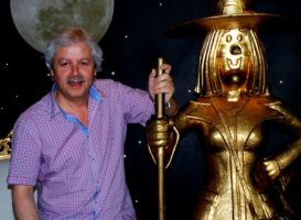 Габриэль Хавьер и его Золотая ведьма