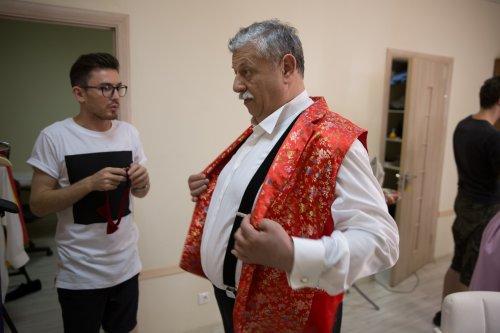 """Михаил Борисов, ведущий лотереи """"Русское лото"""""""