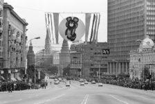 Эстафета олимпийского огня в Москве, Олимпиада 80