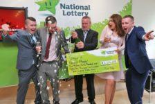 Мы выиграли в Lotto