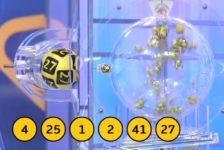 Тиражная лотерея LOTO 6/49