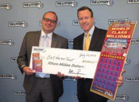 Как долго продают лотереи, главные призы в которых закончились