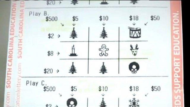 Билет лотереи Holiday Cash Add-a-Play