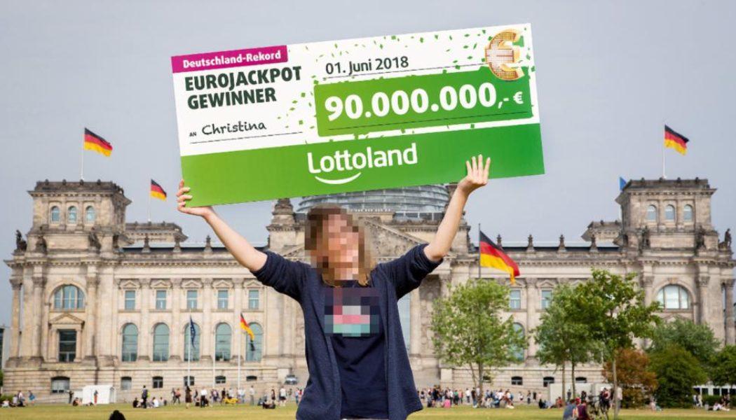 Самый крупный джекпот Lottoland