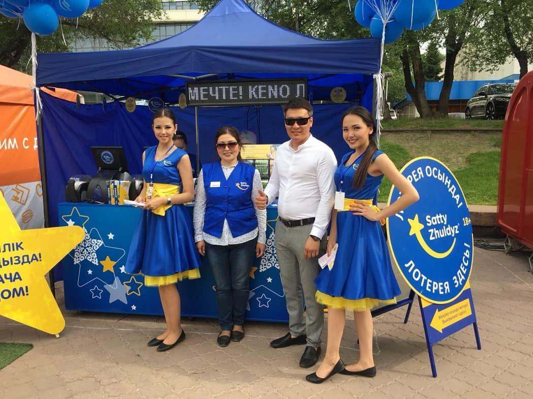 Самые удачливые города Казахстана