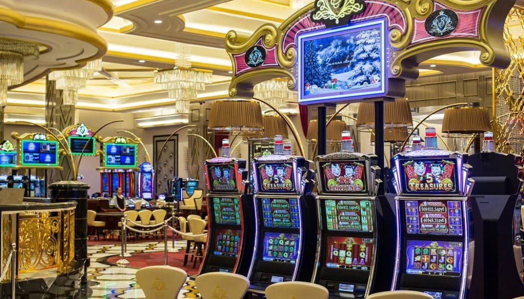 Золотые горы. Как работает казино в «Красной Поляне»