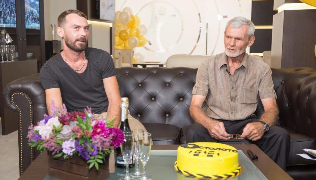 Владимир Шатохин, лотерейный миллионер из Краснодара