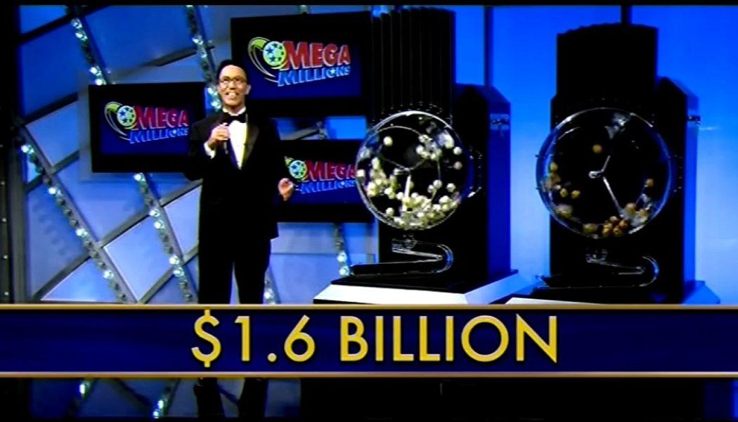 Первый лотерейный миллиардер