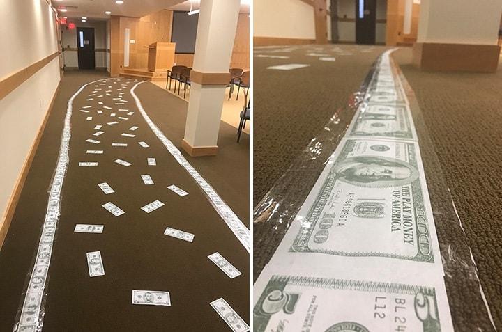 Долларовая дорожка