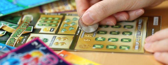 Лотерейный рынок США в 2016
