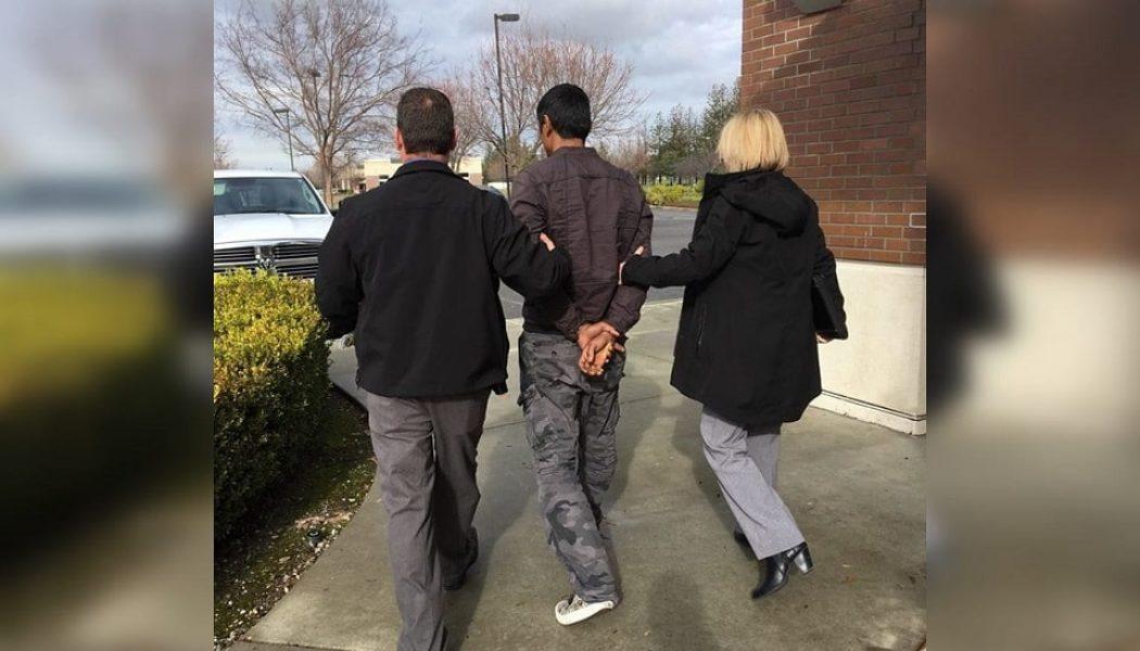 Житель Калифорнии арестован за кражу лотерейного билета на 10 млн