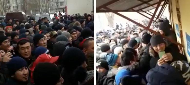 Гости столицы штурмуют кассы московского ипподрома