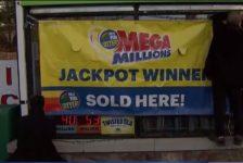Самый большой джекпот в истории лотерей Нью-Йорка