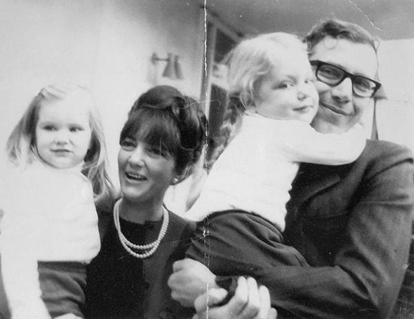 Ричард Джареки со своей семьей