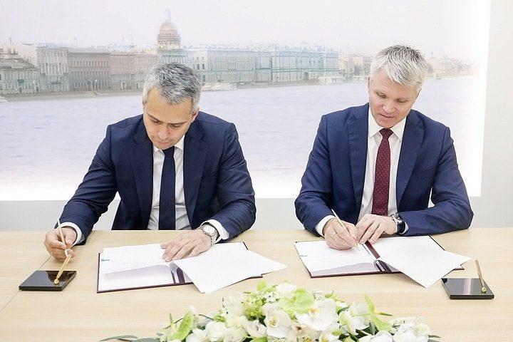 Минспорт и АО «ГСЛ» заключили Соглашение о сотрудничестве и взаимодействии