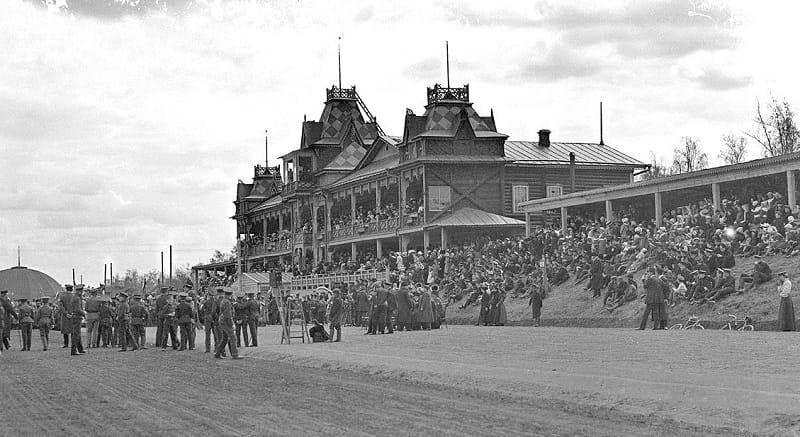 Екатеринбургский ипподром (фото 1913 г.)