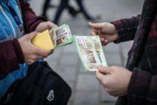 Лотерейный билет на 70 млн лир считают украденным?