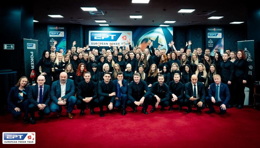 В «Казино Сочи» состоится международная покерная серия European Poker Tour Open