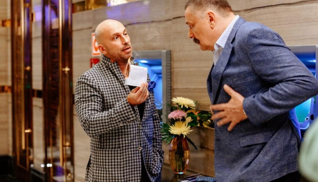 В «Казино Сочи» проходят съемки сериала «Кухня. Война за отель» телеканала СТС.