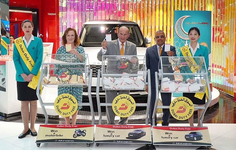 Finest Surprise - розыгрыш роскошных автомобилей и мотоциклов