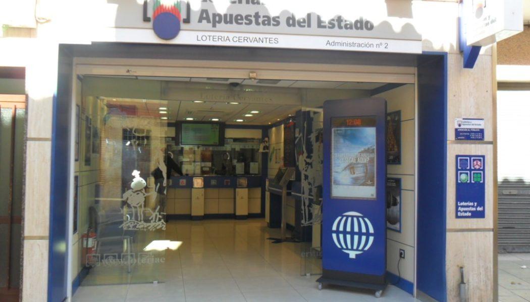Главный выигрыш Loterías Cervantes
