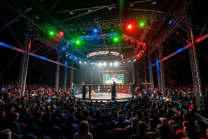 В игорной зоне «Красная Поляна» состоится международный турнир по MMA