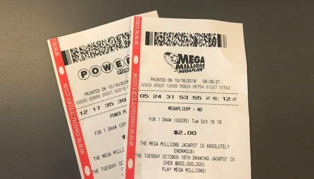 Начало новой лотерейной гонки
