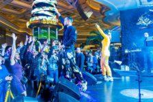 Новогодняя программа 2020 в игорной зоне «Красная Поляна»