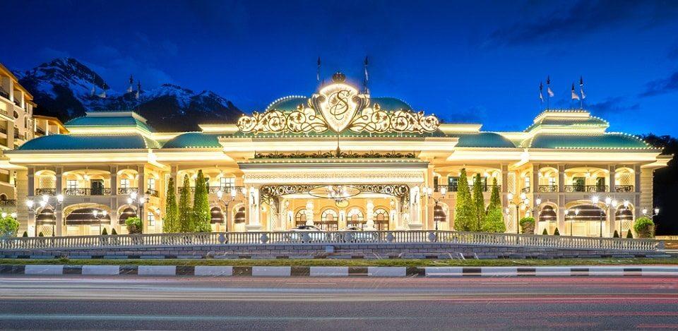 В игорной зоне «Красная Поляна» зафиксировано рекордное число посетителей