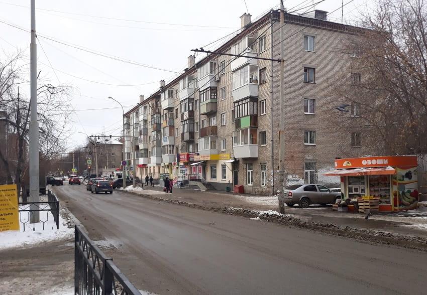 Екатеринбург, Академическая 29