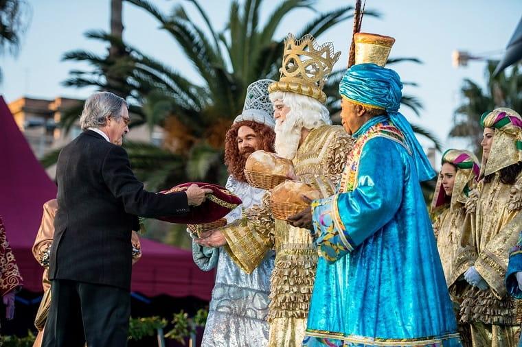 Три Короля - Мельхиор, Каспар и Бальтазар,