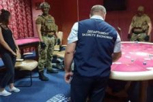 На Украине началась большая зачистка игорного бизнеса