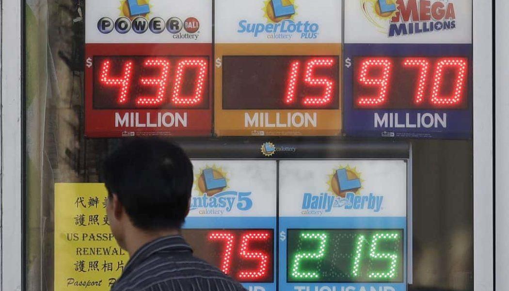 Что делать если вы выиграли сотни миллионов долларов