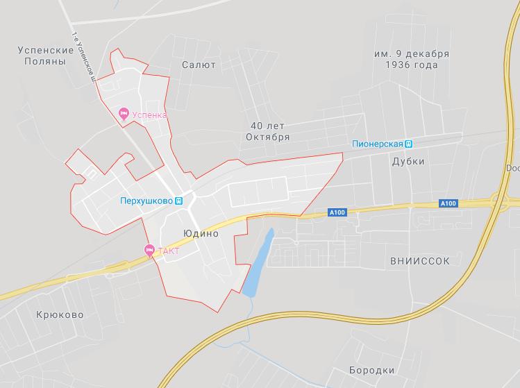 Село Юдино