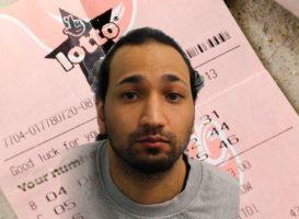 Девять месяцев тюрьмы за украденные у клиента Национальной лотереи £ 5